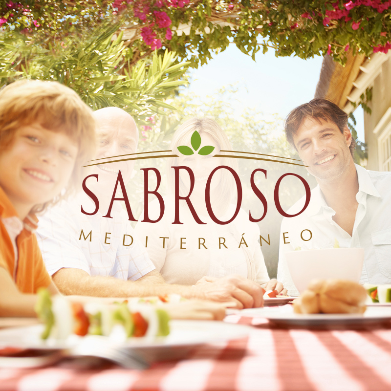 Logo branding Sabroso